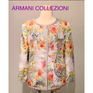 ARMANI COLLEZIONI - ARMANI COLLEZIONI(アルマーニコレツィオーニ)ジャケット