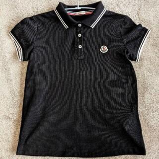 モンクレール(MONCLER)の美品 モンクレール 半袖 ポロシャツ(ポロシャツ)