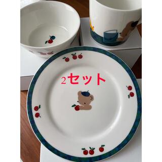 ファミリア(familiar)の新品 ファミリア  陶器シリーズ 3点2セット(その他)