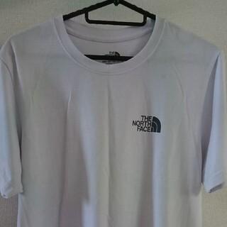 ザノースフェイス(THE NORTH FACE)のTHE NORTH FACE  Tシャツ(白)(Tシャツ/カットソー(半袖/袖なし))