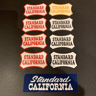 スタンダードカリフォルニア(STANDARD CALIFORNIA)の【sugar様専用】スタンダードカリフォルニア ステッカー 9枚(その他)