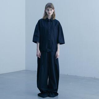 コモリ(COMOLI)のstein oversized half sleeve jump suit(サロペット/オーバーオール)