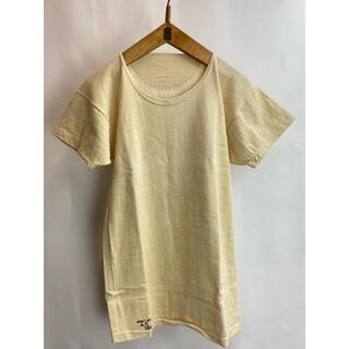 マルタンマルジェラ(Maison Martin Margiela)のギリシャ軍 未使用 ビンテージTシャツ 80年製 サイズ2 ユーロミリタリー(Tシャツ/カットソー(半袖/袖なし))