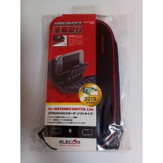 エレコム(ELECOM)のNintendo Switch Lite ケース GM-NSLZSSP レッド(その他)
