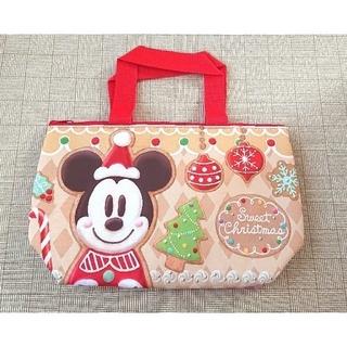 ディズニー(Disney)の【Disney】Mickey & Minny 手提げバッグ(その他)