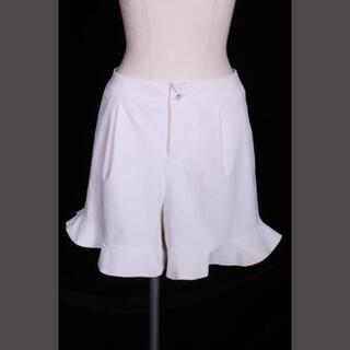 アベニールエトワール(Aveniretoile)のアベニールエトワール Aveniretoile 17SS 裾フリルデザイン ショ(ショートパンツ)
