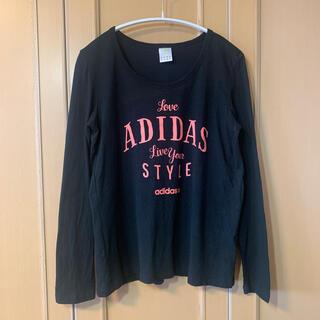 アディダス(adidas)のadidasNEO コットンロンT(Tシャツ(長袖/七分))