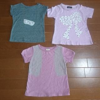ユニカ(UNICA)のユニカ 半袖 Tシャツ 3枚 UNICA(Tシャツ/カットソー)