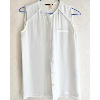 バンヤードストーム(BARNYARDSTORM)のバンヤードストーム ノースリーブ ブラウス(シャツ/ブラウス(半袖/袖なし))
