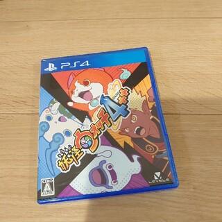 プレイステーション4(PlayStation4)の妖怪ウォッチ4++ プレステ4 PS4 ソフト(家庭用ゲームソフト)