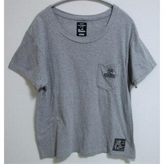 クライミー(CRIMIE)のTHE SOFTMACHINE  ポケット刺繍Tシャツ 日本製(Tシャツ/カットソー(半袖/袖なし))
