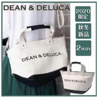 ディーンアンドデルーカ(DEAN & DELUCA)の激安価格!新品未使用!レア!DEAN DELUCA 2way トートバッグ(ショルダーバッグ)