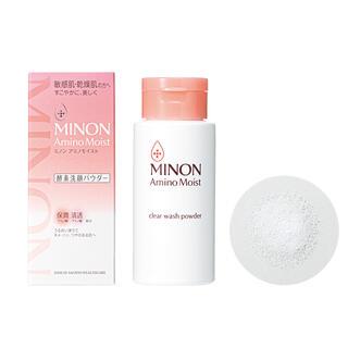 ミノン(MINON)のMINON 酵素洗顔 クリアウォッシュ パウダー(洗顔料)