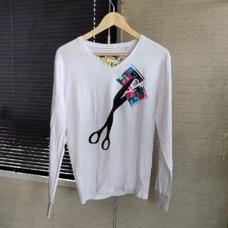 ディーゼル(DIESEL)のDIESEL  長袖カットソー。(Tシャツ/カットソー(七分/長袖))