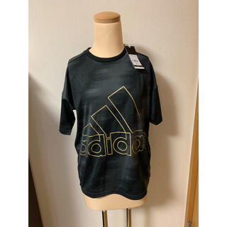 アディダス(adidas)のアディダス 新品 未使用 Tシャツ 160cm(Tシャツ/カットソー)