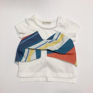 ブランシェス(Branshes)のbranshes Tシャツ 80(Tシャツ)