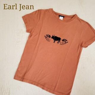 アールジーン(Earl Jean)のEarl Jean  アールジーン プリント Tシャツ (Tシャツ(半袖/袖なし))