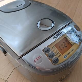 ゾウジルシ(象印)の象印 圧力IH炊飯ジャー 極め炊き NP-HJ10型(炊飯器)