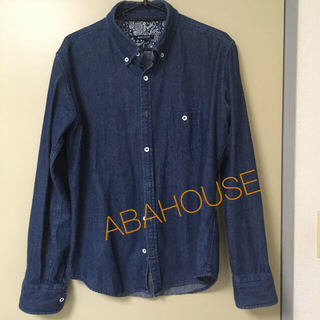 アバハウス(ABAHOUSE)のABAHOUSE メンズ シャツ(Tシャツ/カットソー(半袖/袖なし))