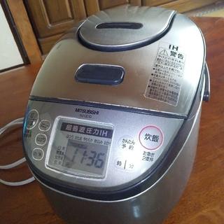 三菱 - 三菱圧力IHジャー炊飯器(家庭用) NJ-UE10