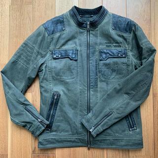 ハーレーダビッドソン(Harley Davidson)のハーレーダビッドソン メンズ ジャケット S(ライダースジャケット)