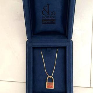 シュプリーム(Supreme)のsupreme Jacob 14K Gold Lock Pendant(ネックレス)