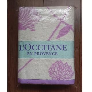 ロクシタン(L'OCCITANE)のロクシタン エルバブランシュ バスタオル(タオル/バス用品)