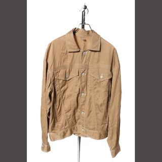 イロコイ(Iroquois)のイロコイ iroquois 17SS ジャケット シャツ ワーク 2 ベージュ(ブルゾン)