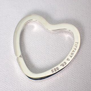 ティファニー(Tiffany & Co.)のティファニー SV925 ハート キーリング[g465-10](キーホルダー)