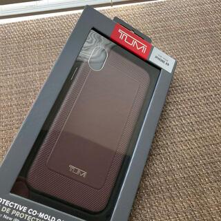 トゥミ(TUMI)の新品未使用 Tumi iPhoneXR ケース(その他)