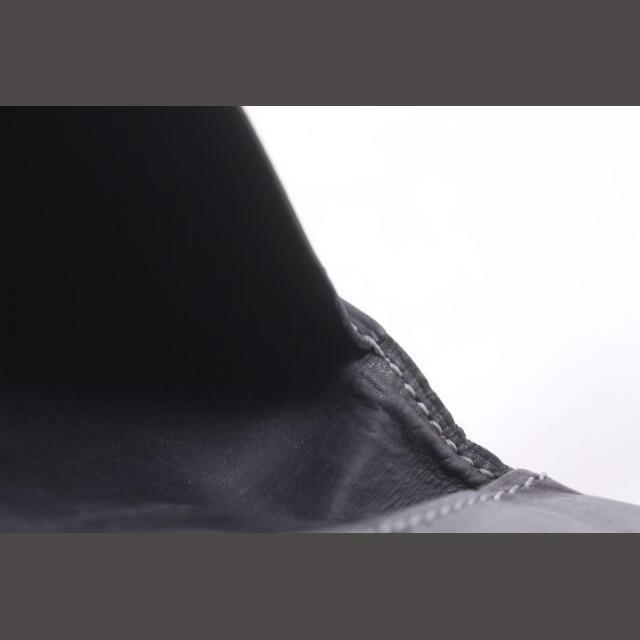 Berluti(ベルルッティ)のベルルッティ Berluti カードケース レザー カリグラフィ 切替 黒 ブラ メンズのファッション小物(名刺入れ/定期入れ)の商品写真