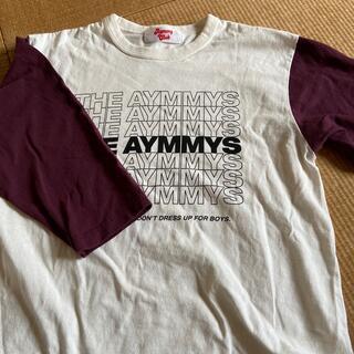 エイミーインザバッティーガール(Aymmy in the batty girls)のロングTシャツです。(Tシャツ(長袖/七分))