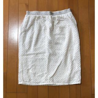 ジーナシス(JEANASIS)のジーナシス メッシュタイトスカート JEANASIS(ひざ丈スカート)