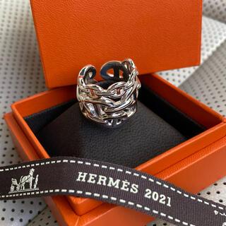 エルメス(Hermes)のHERMES アンシェネ リング(リング(指輪))