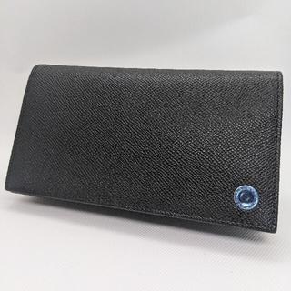 新品未使用 BVLGARI 小銭入れ付二つ折り長財布 30398