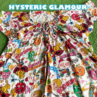 ヒステリックグラマー(HYSTERIC GLAMOUR)のキッズ ヒステリックグラマー トップス(Tシャツ/カットソー)