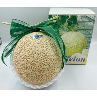 静岡県産 クラウンメロン1玉 白等級 約1.5kg以上(フルーツ)