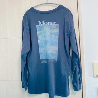 ココディール(COCO DEAL)のココディールモネTシャツグラフィックTシャツロンT(Tシャツ(長袖/七分))