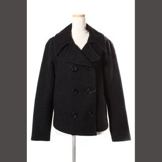 ビームスボーイ(BEAMS BOY)のビームスボーイ BEAMS BOY コート Pコート ブラック 黒 /TK(ピーコート)