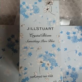 ジルスチュアート(JILLSTUART)のジルスチュアート クリスタルブルーム サムシングピュアブルー ヘアミスト2021(ヘアウォーター/ヘアミスト)