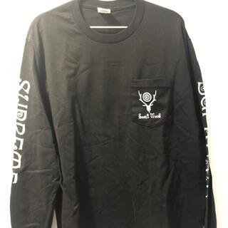 シュプリーム(Supreme)のSupreme SOUTH2 WEST8  Pocket Tee(Tシャツ(長袖/七分))