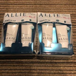 アリィー(ALLIE)のカネボウALLIE 日やけ止め 次世代UV3.0 新品未使用 90g×4本(日焼け止め/サンオイル)