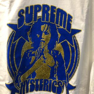 シュプリーム(Supreme)の Supreme® HYSTERIC GLAMOUR Tee(Tシャツ(長袖/七分))