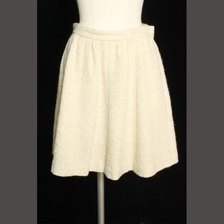 アベニールエトワール(Aveniretoile)のアベニールエトワール Aveniretoile 16AW ツイード スカート /(ひざ丈スカート)