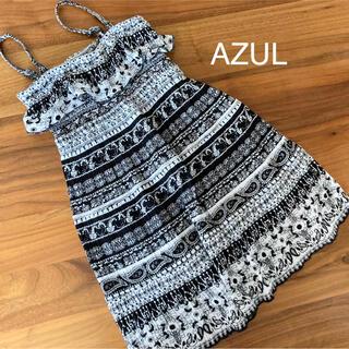 アズールバイマウジー(AZUL by moussy)のAZUL キャミワンピース アズール azul(ワンピース)