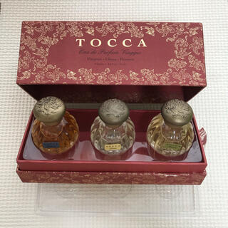 トッカ(TOCCA)のTOCCAトッカ ミニオードパルファムセット 香水 GPP(香水(女性用))