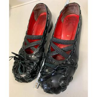 コムデギャルソン(COMME des GARCONS)のタオコムデギャルソン 革靴(ローファー/革靴)