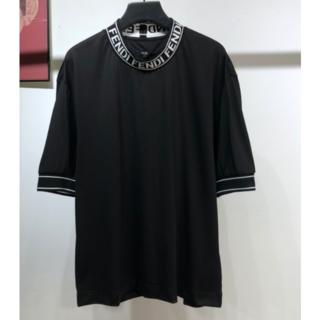 フェンディ(FENDI)のFENDI フェンディ ロゴ Tシャツ(Tシャツ/カットソー(半袖/袖なし))