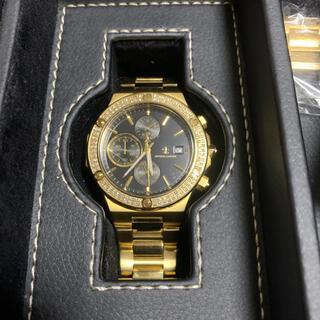 アヴァランチ(AVALANCHE)のCRYSTALCARTER クリスタルカーター ダイヤモンドウォッチ(腕時計(アナログ))