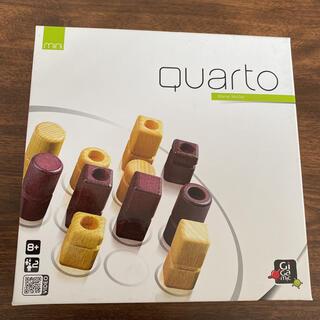 Quarto mini  クアルト テーブル ボードゲーム(その他)